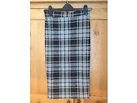 River island size 8 knit bodycon skirt