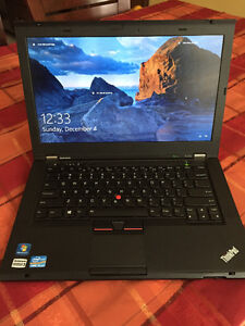 Laptop Thinkpad T430 i5-8 GB 320 HDD Win 10 x64 + MS-Office