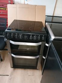 Electric cooker ceramic top