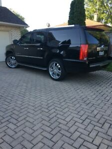 Cadillac Escalade ESV - BLACK - MINT CONDITION IN AND OUT - 2007