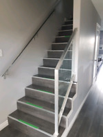 Flooring, Stairs and Backsplash Installer