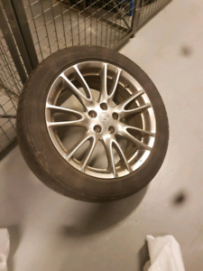 G37 / G35 18 wheels with tires