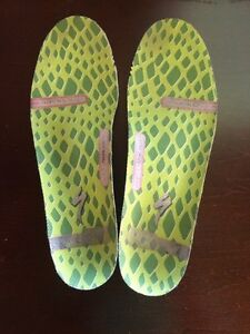 Specialized insoles +++ size 42