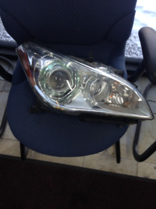 2012 Infinity M35 or M37 Headlight