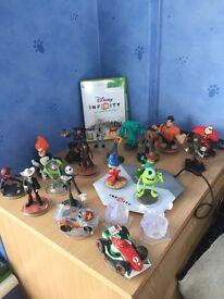 Disney infinity set