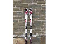Salomon Jade girls skis 130cm