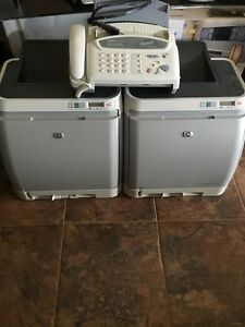 HP PRINTERS AND BROTHER FAX MACHINE **NEED GONE**