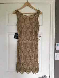 Gold Sequin dress $40.00 Regina Regina Area image 2