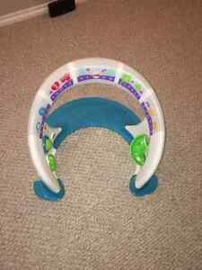 Fisher price smart touch play space