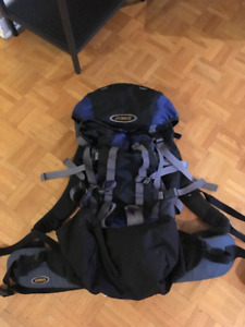ASOLO Pursuit 55 Hiking Backpack Great Condition