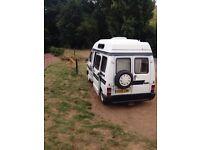 Renault trafic 4 birth campervan !!! BARGAIN PRICE !!!
