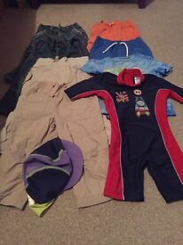 Bundle of boys clothing aged 18 to 24 months
