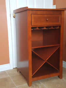 Wine/wine glass cabinet