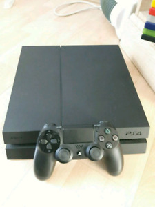 Mint Condition PS4 with Controller