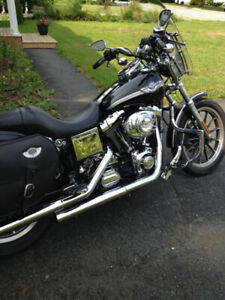 2003 Harley Dyna Low-rider - FXDL - Anniversary edition