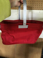 Collapsable shopping tote-like new- $8-