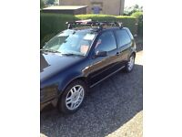 Vw golf Gtiturbo swap 12 months mot