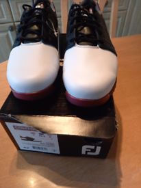 Footjoy Contour Golf Shoes New. £45