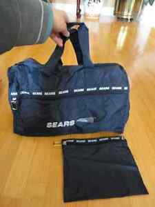 NEW Sear Travel set of 2 travel bags cabin bag + Toiletries bag London Ontario image 1