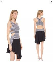 Jah Ahr Sexy Cropped Celebrity Dress £1,250