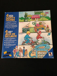 SAFE AND SMART SAFETY GAME--1986