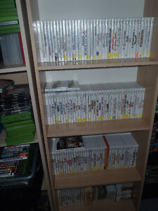 400 nintendo wii and nintendo gamecube games and systems