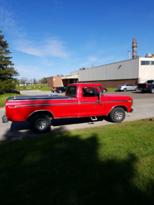 1975 Ford f100 12000