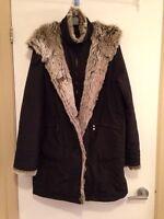 Manteau hiver femme grandeur Large