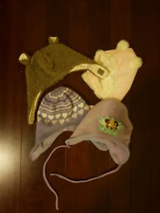 Girls jackets & snow pants 5-10$ each