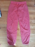 Pink Sweatpants - size x-small