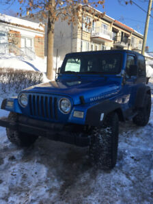 JEEP RUBICON 2003