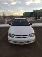 REDUCED   2005 CHEVY CAVALIER 4 DOOR AUTOMATIC   ONLY 88,970 KM