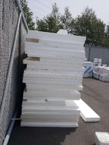 30 sheets of Rigid insulation foam for sale