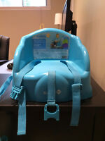 2x sieges d'appoint bebe / 2x baby booster chairs