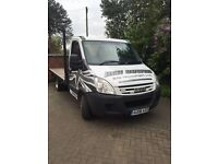 2008 iveco daily flatbed/ dropside