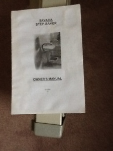 Electric Stair Lift - Right or Left side