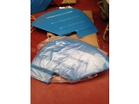 Ford 2000/3000 mudguards