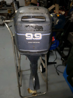 Small outboard repair