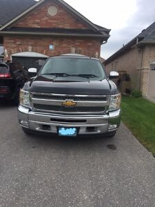 2013 Chevrolet Silverado 1500 LT Pickup Truck Z71 Chrome Package