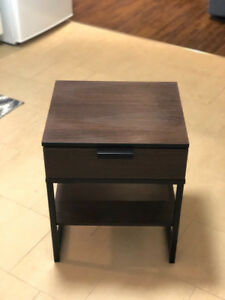 IKEA bed side table - pickup only