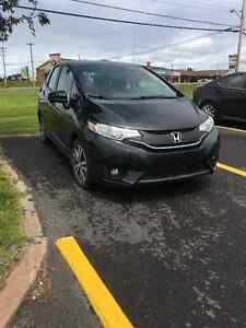 2015 Honda Fit EX Lease Takeover LOW KM +Winter Tires