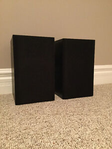 Pair PSB Alpha A/V Speakers