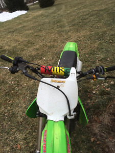2009 kx85 FOR SALE