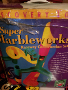 Discovery Toys Raceway Construction Marbleworks
