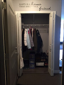 ROOM FOR RENT IN BEAUTIFUL FULLY FURNISHED CONDO (REDUCED $100!)