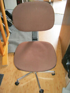 Miscellaneous Office Chairs-$5