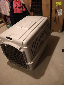 Airline dog kennel size​ XL