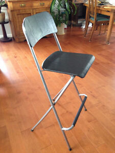 Brand New IKEA 'Franklin' Foldable Barstool