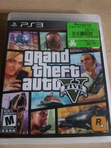 Grand Theft Auto 5 (V) (PS3)
