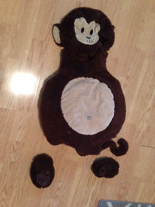 Monkey Halloween costume 6-12 months